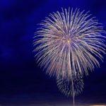 加東市東条湖花火大会穴場情報 直径240m8号玉の大輪を見よう
