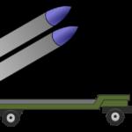 中国の弾道ミサイル「長征5B」がニューヨーク近海の大西洋に墜落